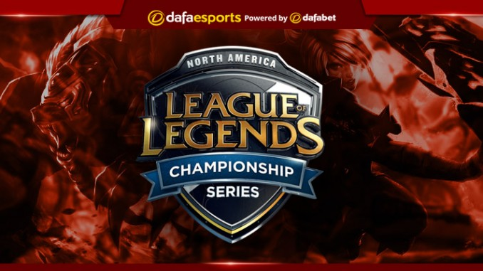 2017 NA LCS Spring April Update