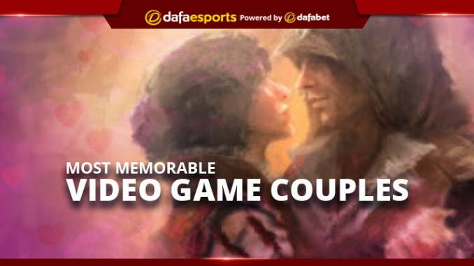 Surviving Valentine's Day – The most memorable video game couples