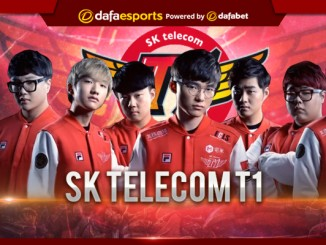 SK Telecom T1 The Kings of League of Legends
