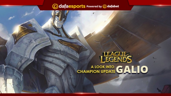 Gallant Galio: The defender awakens!