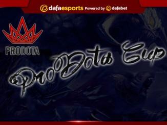 Winners of ProDota Cup