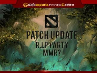 Dota 2 - R.I.P. Party MMR (Please make a comeback)