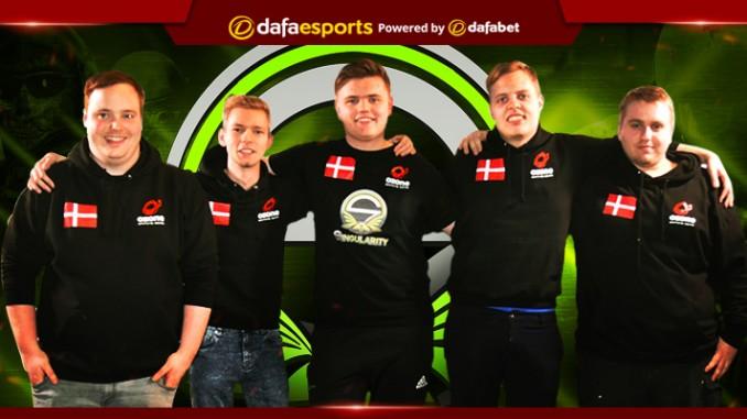 Singularity Copenhagen Games Champions