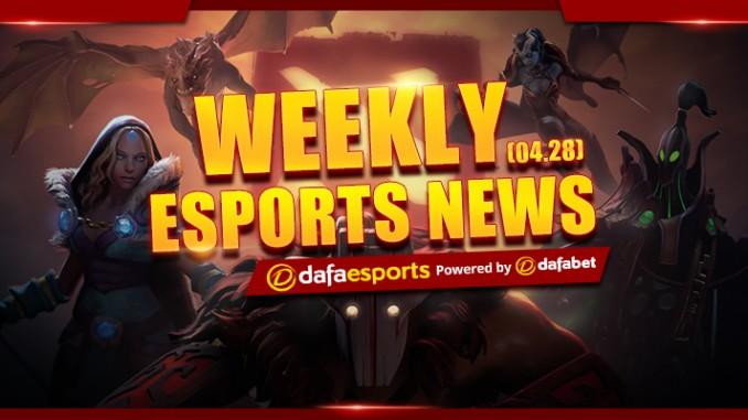 Weekly News Recap - April 28, 2017