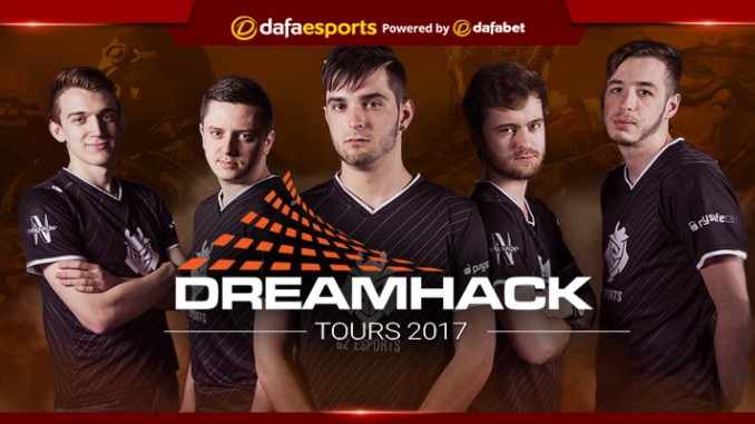 DreamHack Tours 2017 Champions