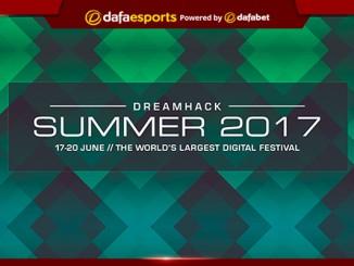 CS: GO DreamHack Summer 2017