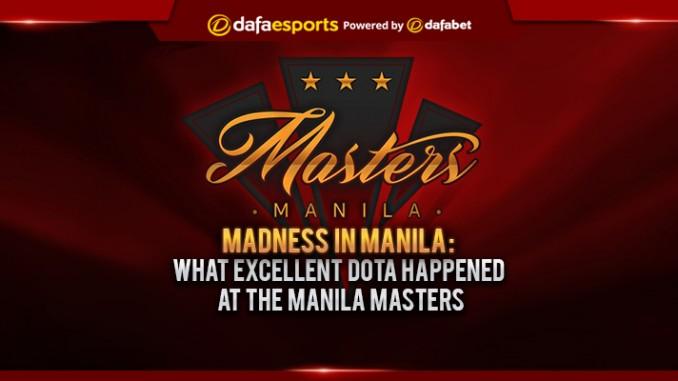 Manila Masters 2017 Infographics