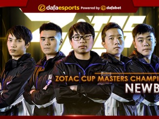 Zotac Cup Masters 2017 Champions