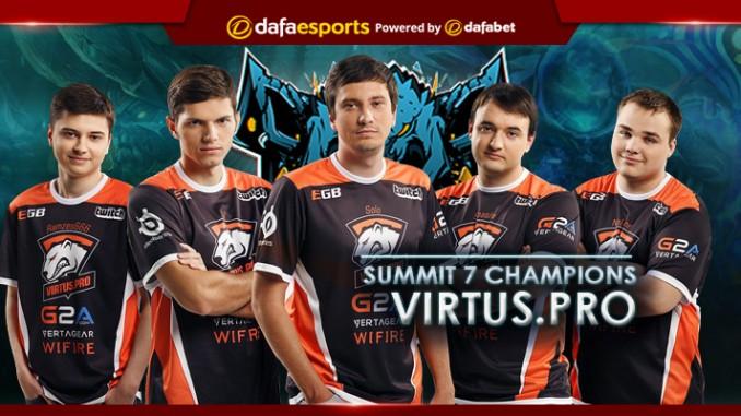 Summit 7 Virtus Pro