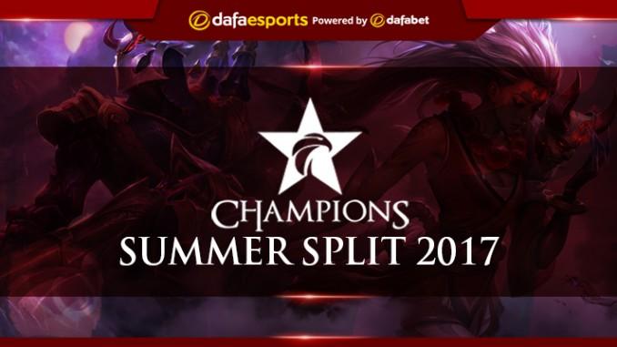 LCK Summer Split 2017