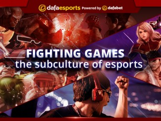 Fighting Games - the subculture of esports