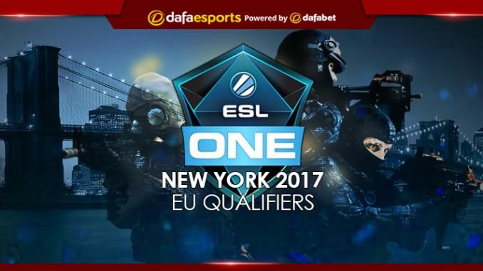 ESL One New York EU Qualifier 2017