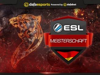ESL Meisterschaft Summer 2017: Event Summary and Winners