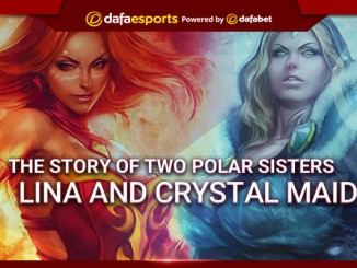 The Story of Two Polar Sisters – Lina and Crystal Maiden