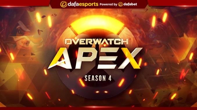 Overwatch Apex Esports Betting