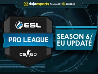 ESL Pro League Season 6 Event Conclusion esports news