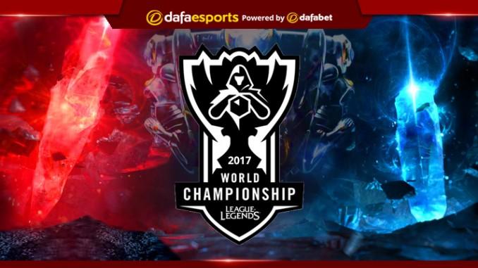 League of Legends World Championship 2017