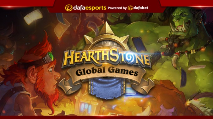 2017 Gold Club World Championship Winners Hearthstone