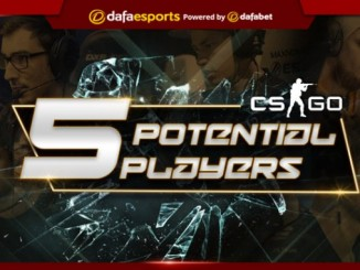 Top 5 CS:GO Players