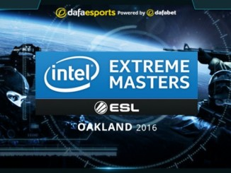 Intel Extreme Masters Season XII