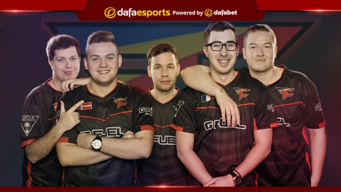 ESL Pro League Season 7 faze clan