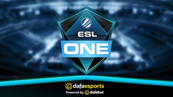 ESL ONE NEW YORK PREVIEW