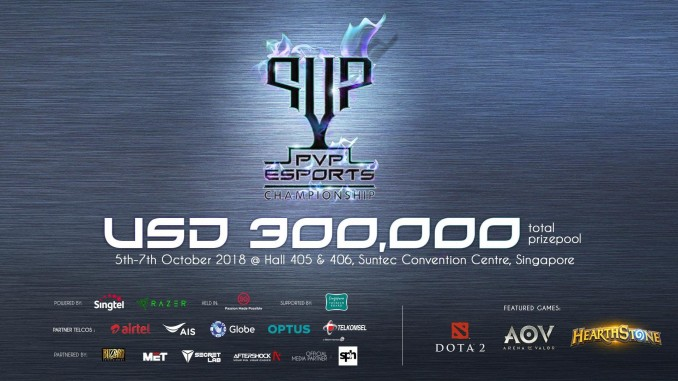 PVP Esports Championship Preview