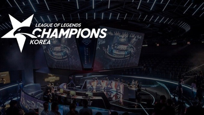 Legends Champions Korea Summer 2019