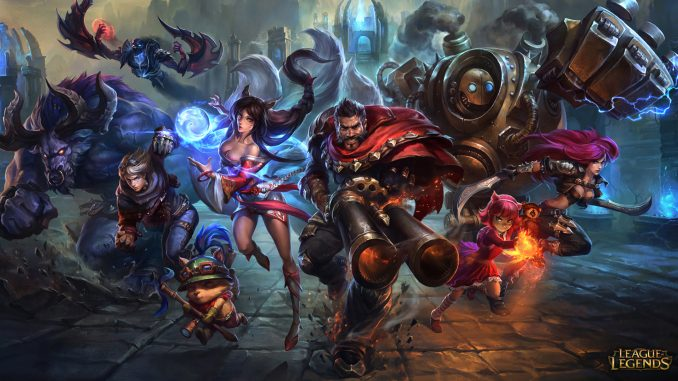 Design Giant Louis Vuitton Partners With Riot Games