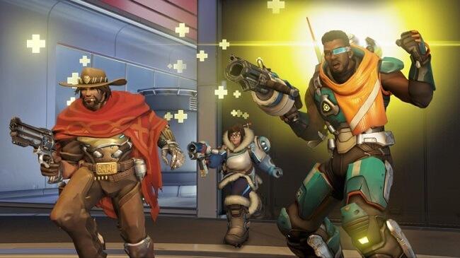 Overwatch esports team
