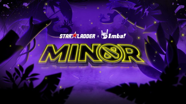 StarLadder ImbaTV Minor Chinese qualifiers