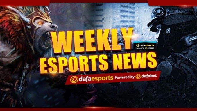 weekly esports news