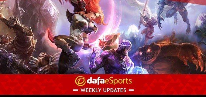 2020 Summer Split TES gets clean sweep against JD Gaming; IG wins Suning