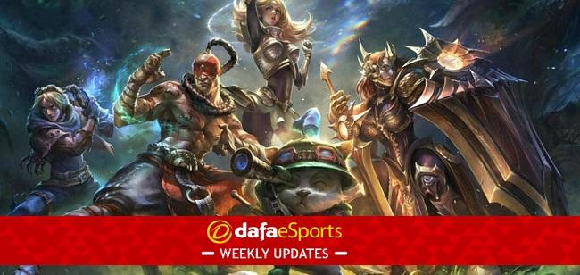 Invictus Gaming reverse sweep EDG to continue winning streak in LPL