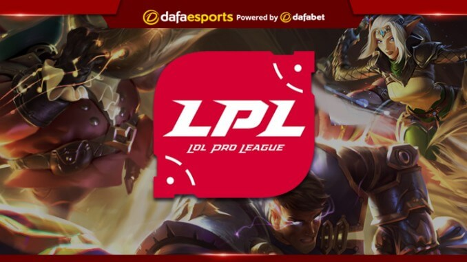 LPL Summer Split Top Esports continues winning streak against OMG