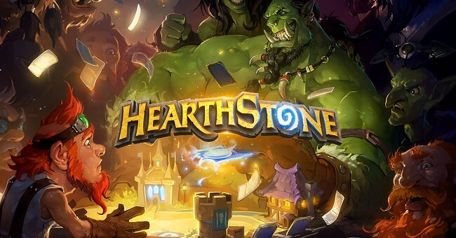 Hearthstone update