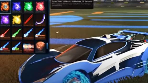 rocket league update